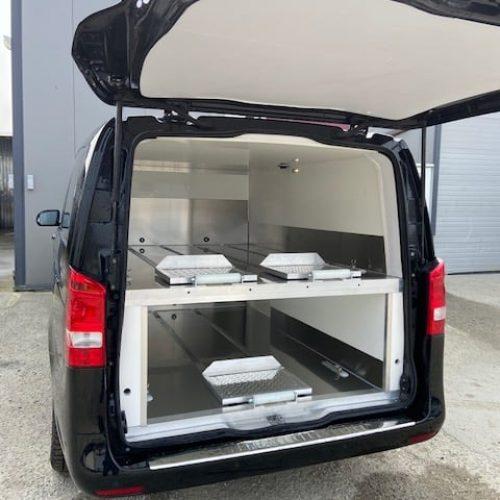 Carosari frigorifice funerare, SD Funerar